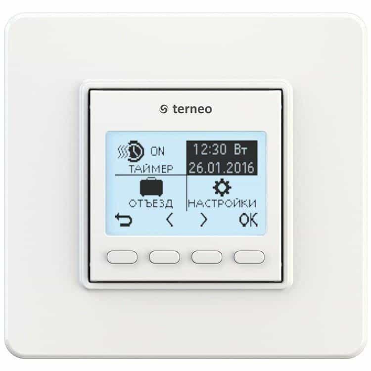 Терморегулятор Terneo pro б/д